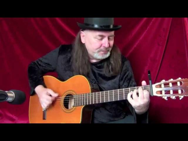 Million Scarlet Roses Миллион Алых Роз Igor Presnyakov fingerstyle guitar
