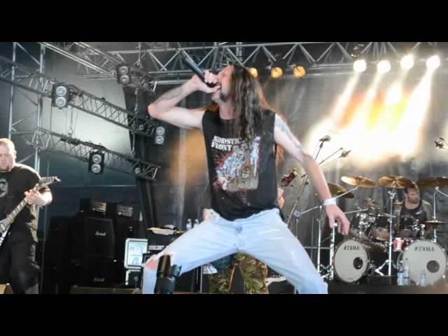Malevolent Creation - Eve of the Apocalypse - Hellfest 2011 (áudio: Australian Onslaught)