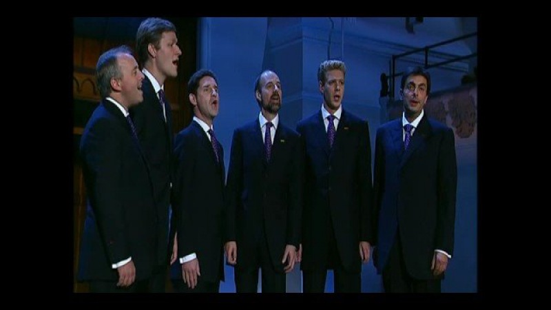 King's Singers Down To The River To Pray