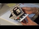Stampin Up Piano Easel Card