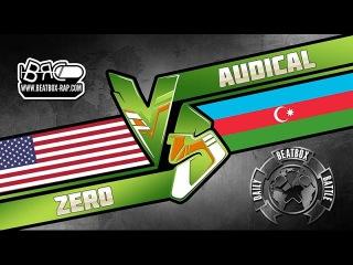 Audical VS Zer0 ★ Daily Beatbox Battle ★