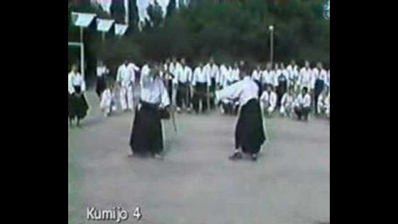 Aikido KumiJo 1-6