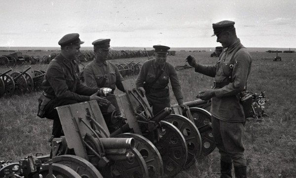 Трофеи РККА