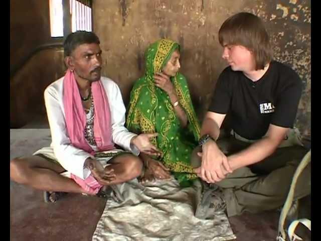 «Мир наизнанку».Индия. Варанаси - священный город Смерти