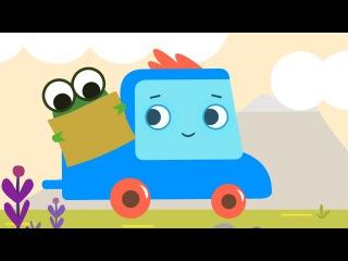 Волшебный Грузовичок Пик - Клад - Новая серия! - Мультфильмы про машинки для детей