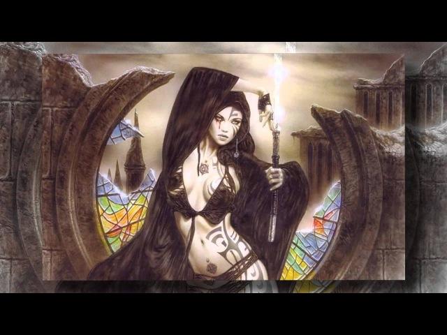 Surrender ~ Mythos Luis Royo Art