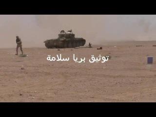 Подвиг сержанта Андрея Тимошенкова в Сирии попал на видео