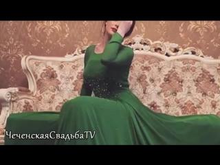 Самые красивые Чеченские девушки _ Чеченские песни