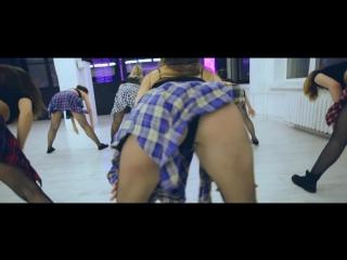 Тверк катя шошина_choreo by shoshina katerina (booty dance)_major lazer roll the bass