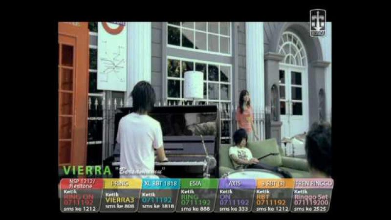 Vierra Bersamamu Official Video