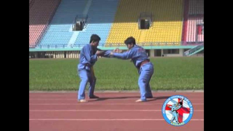 SONG LUYEN VAT 2 Chi Hai and Khac Nguyen