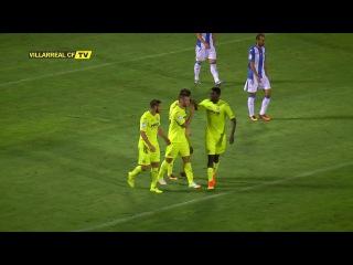 Обзор матча: Леганес 32 Вильярреал.
