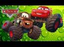 Мультики про Машинки. ТАЧКИ- Молния МАКВИН Мэтр Монстр Трак. Monster Truck kids. Мультик игра 2016