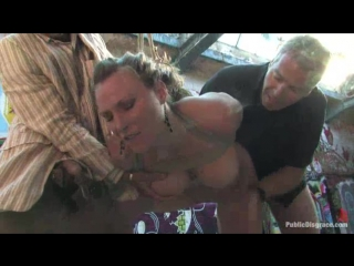 [BDSM House] Harmony [Public Disgrace]