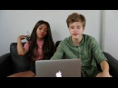 Reacting To Cringe Videos w Teala Dunn