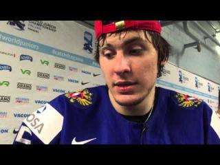 Александр Дергачев про петуха, который клюнул сборную России в четвертьфинале МЧМ с Данией