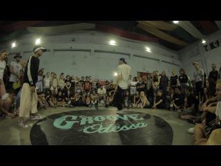 Shtan'ko vs Gelya Round 2 | Hip-Hop 1\2 | Groove Avenue 2016