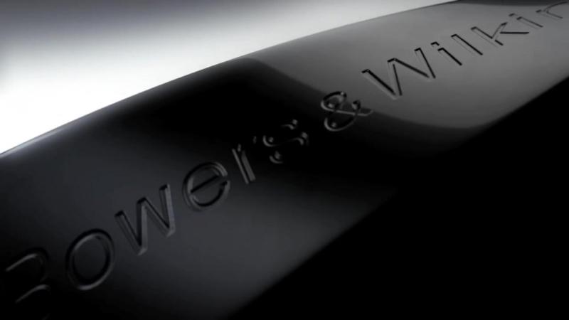 Чрезвычайный звук от Bowers Wilkins в новом Volvo S90