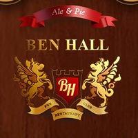 Логотип Ben Hall 12 лет / Паб, клуб и ресторан / Екб