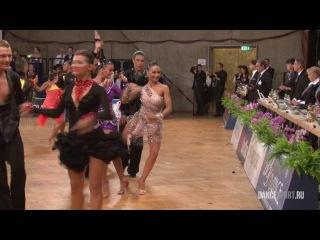 Никита Павлов - Екатерина Шаранова, RUS | 1/16 Jive | GrandSlam Stuttgard 2016