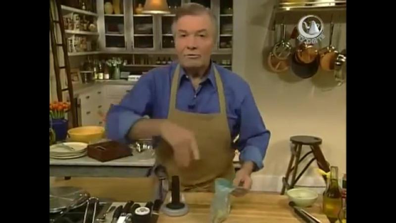 Жак Пепэн Фаст Фуд как я его вижу 18 серия airvideo