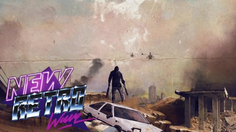 VHS Glitch - Land With No Future [Full Album]