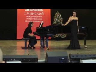 """Полина Гараева. Р.  Щедрин """"Частушки Варвары"""""""
