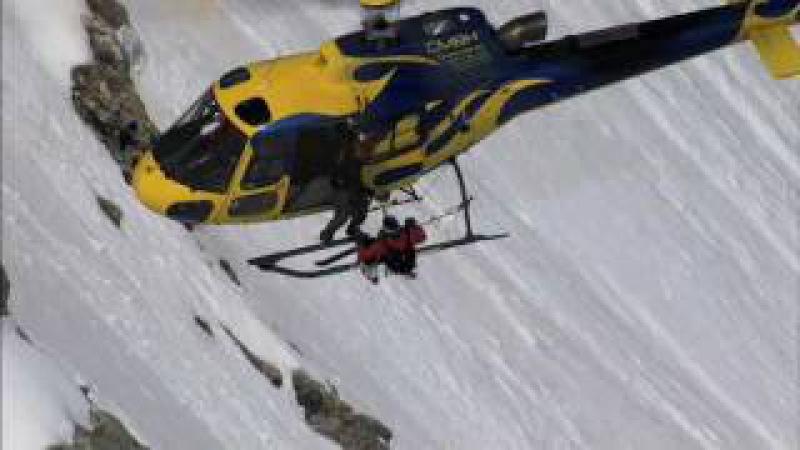Ecureuil ASTAR AS 350 B3 F GTTB CMBH Chamonix Mont Blanc FRANCE