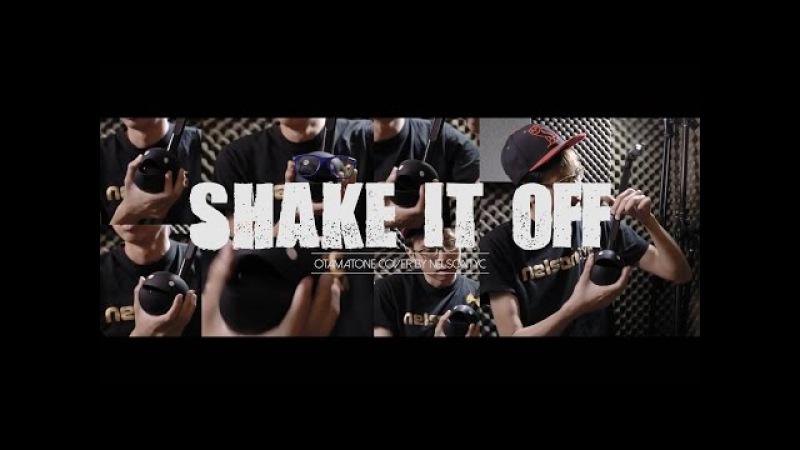 Taylor Swift Shake It Off Otamatone by NELSONTYC