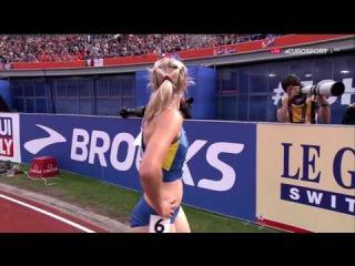 100m Women's Semifinal 2 - European Athletics Championships 2016