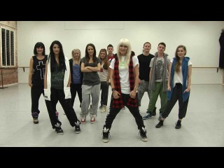 #thatPOWER Scoodie UP ! choreography by Jasmine Meakin (Mega Jam)