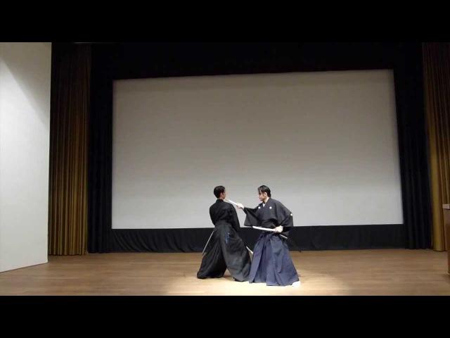 Kenjutsu Genko Nito Ryu