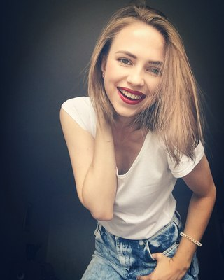 Голая Яна Енжаева (Актриса)