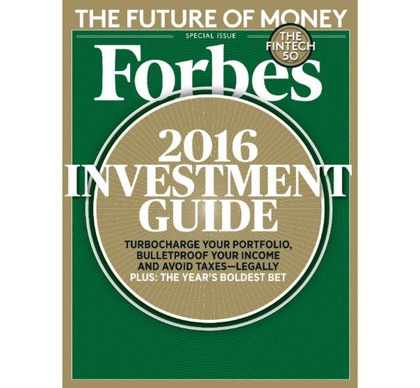 Forbes - December 28, 2015