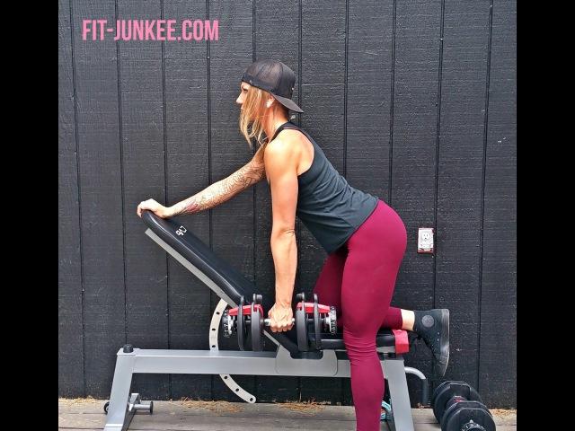 Upper Body Building Circuit www fit junkee com