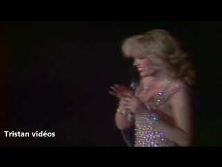 AMANDA LEAR -  FABULOUS LOVER (VERY RARE FRENCH SHOW)