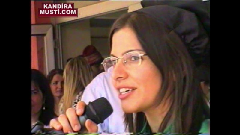 KANDIRA ÜNİVERSİTESİ 2006 2007 KEP TÖRENİ B 7