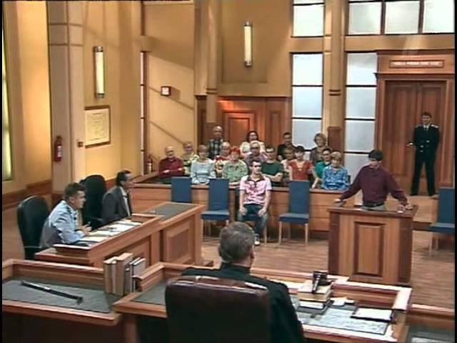 Федеральный судья выпуск от 2011 01 18