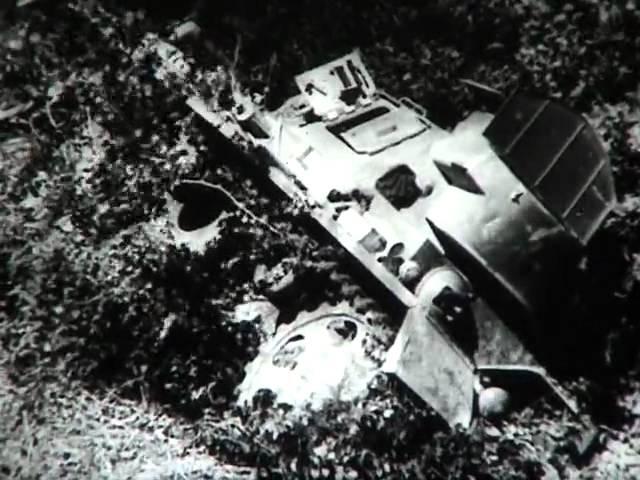 Страницы Сталинградской битвы. 1. На степных рубежах