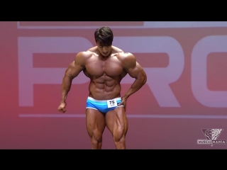 Chul soon at the 16 musclemania-® universe show - musclemania tv