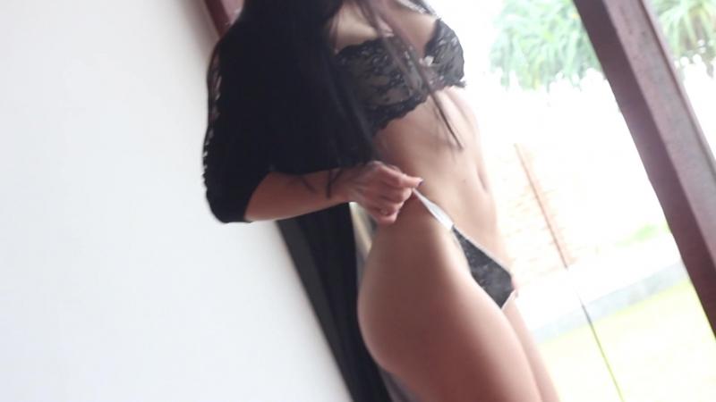 StasyQ Naked Teen Babe Sexy Ass Beauty Model Tits Pussy Strip tease Юная модель снимает трусики Красивая фигура Упругая попка