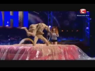 Украина мае талант - топ 5 лучших сексуальных выступлений