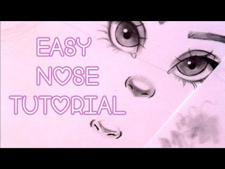 ♡How to Draw Noses Easy!♡