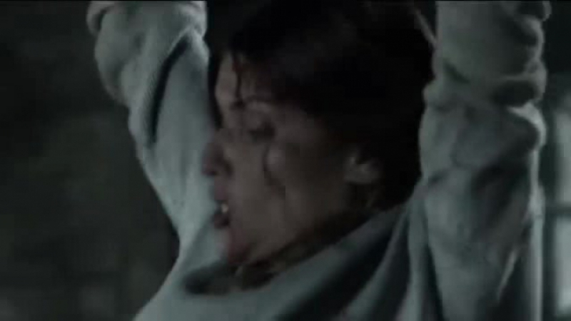 Actress Ana Ayora scene Banshee tv series season 1 ep 8