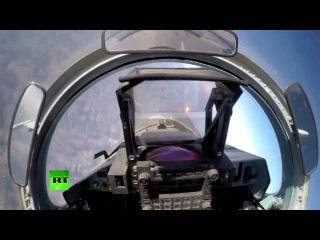 Бомбардировщики ВКС РФ нанесли новые удары по позициям ИГ в Сирии