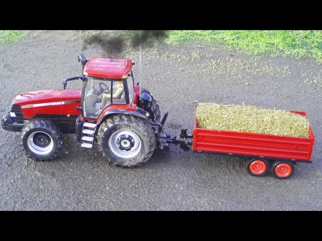 Traktorki i Pracowity Ciężarówka Praca na Farmie Samochody i Zabawki dla dzieci 2017