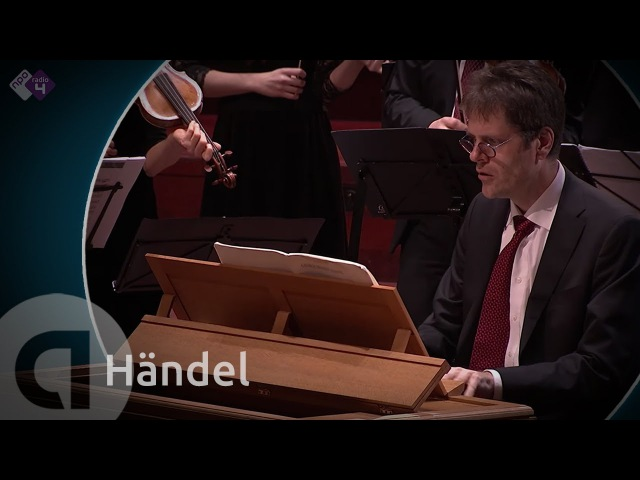 Händel Organ concertos Op 4 No 3 Musica Amphion Live Classical Music HD