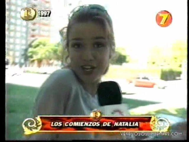 Natalia Oreiro . VenenososdeSiempre.com . Teleshow 2000 . Informe Comienzos