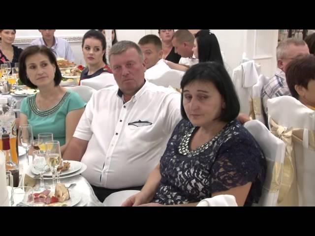 Dedicatie parintilor la Nunta Rodica