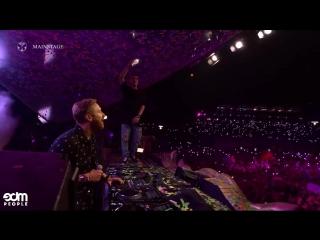 Martin Garrix & David Guetta ft. Ellie Goulding & James Arthur - So Far Away